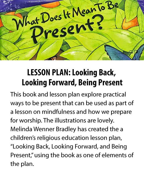 Being Present Spiritual Practice
