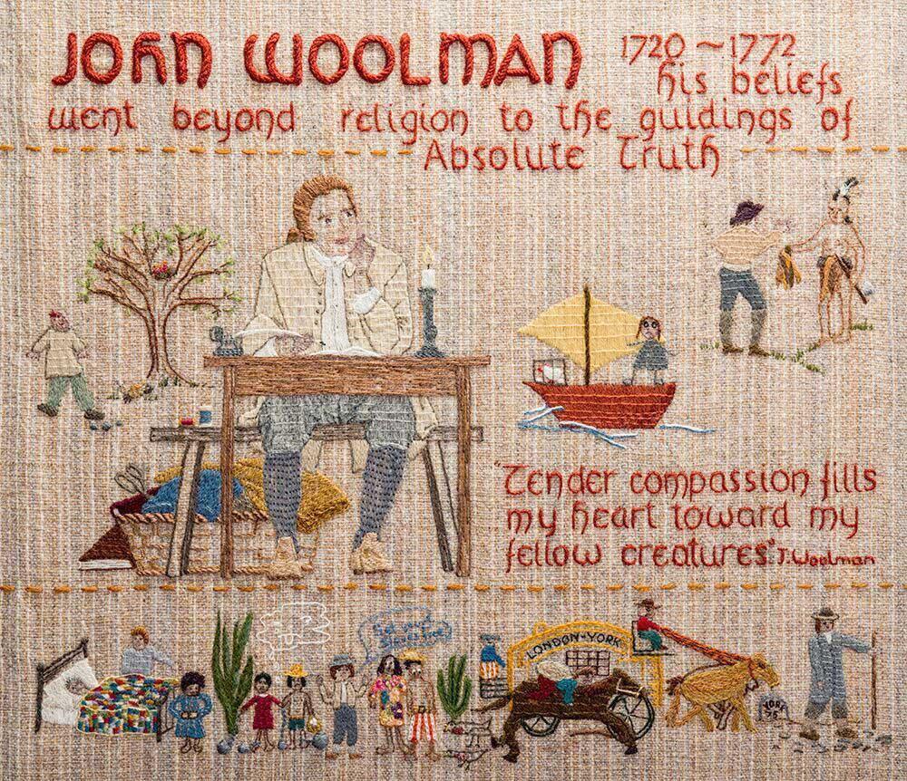 John Woolman Tapestry