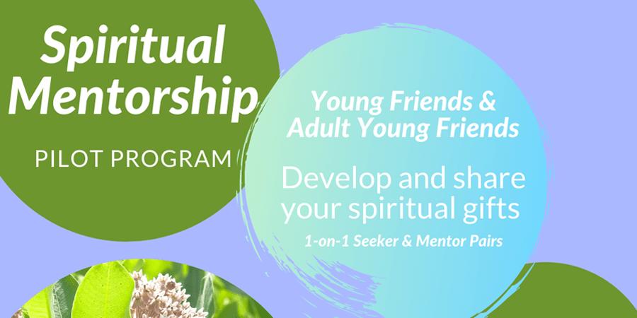 FGC Spiritual Mentorship: youth & young adults