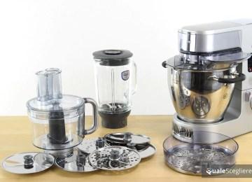 Robot Da Cucina Kenwood O Bimby | La Prova Del Bimby A Casa Mia ...