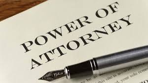 Florida durable power of attorney form