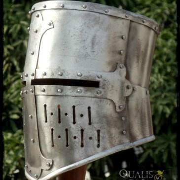 Casques médiévaux