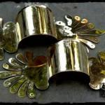 porpax pour bouclier grec