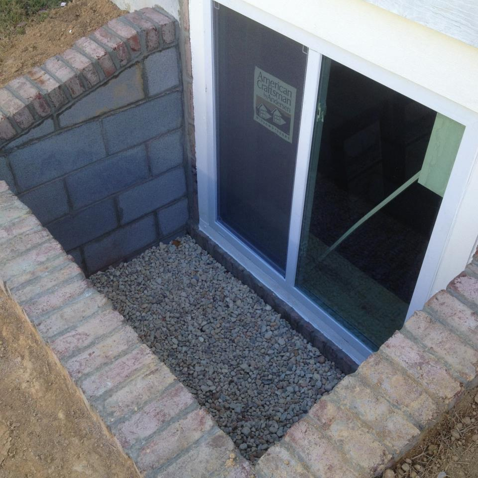 New Egress window, Bowie MD