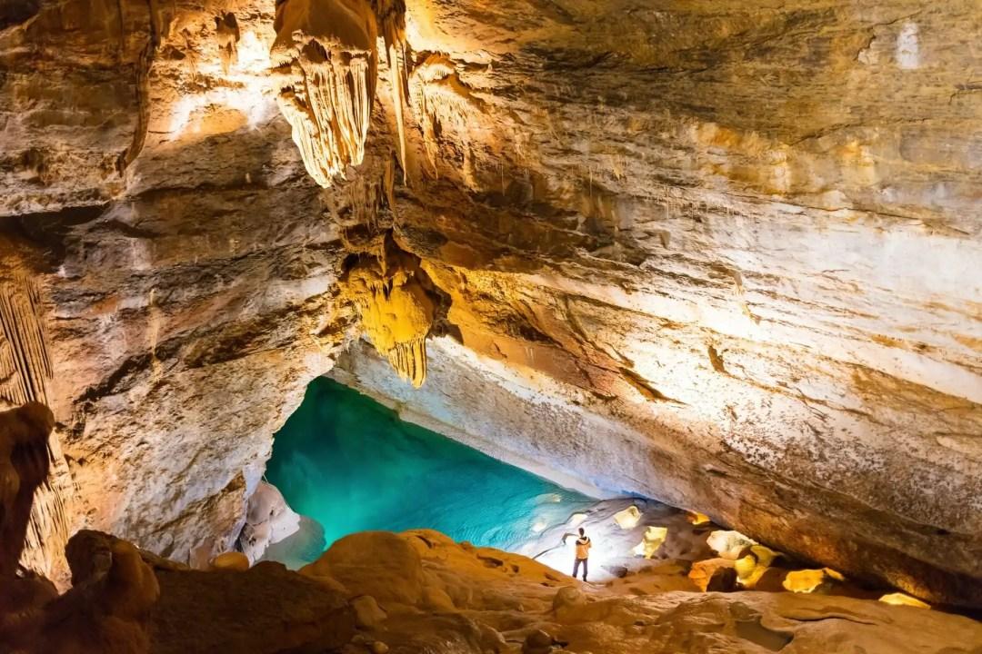 Grotte de Trabuc, Mialet