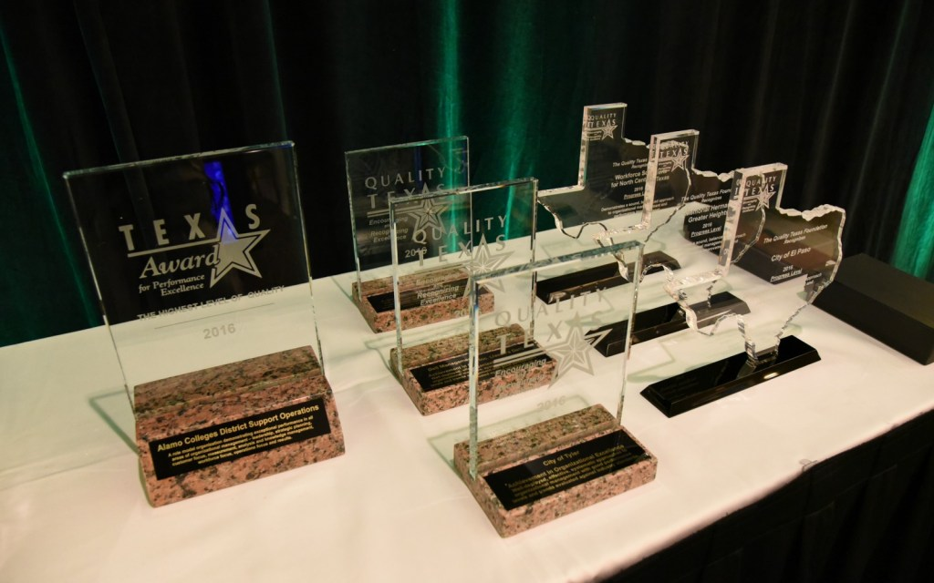 Texas Award for Performance Excellence