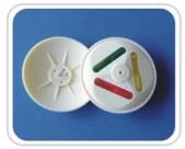 Etichete antifurt detasabile CW-0018 pentru porti antifurt
