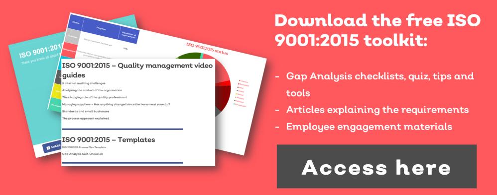medium resolution of iso 9001 2015 free pdf xls