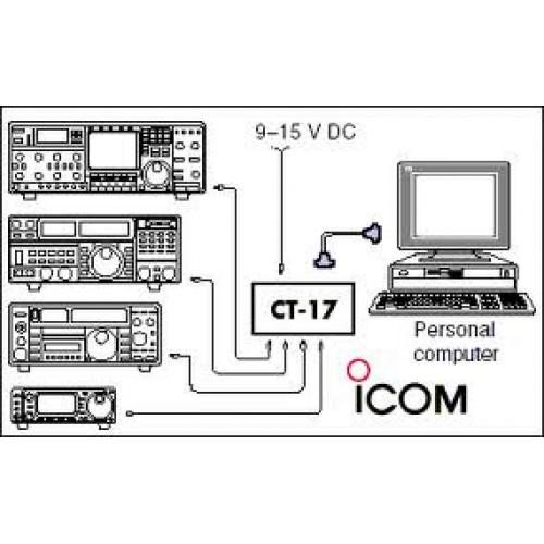 Icom FL-223 9MHz 1.9kHz SSB Filter