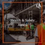 Health & Safety Award