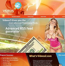 VideosZ Adult Affiliate Program