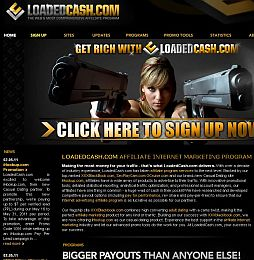 LoadedCash Adult Affiliate Program