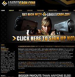 LoadedCash Adult Affiliate Program