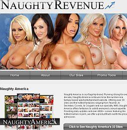 Naughty Revenue Adult Affiliate Program