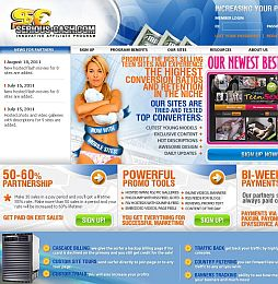 Serious Cash Adult Affiliate Program