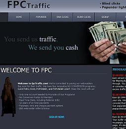 FPCTraffic Adult Affiliate Program