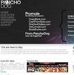 PanchoDog Adult Affiliate Program