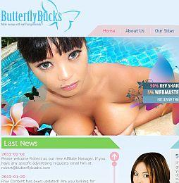 ButterflyBucks Adult Affiliate Program