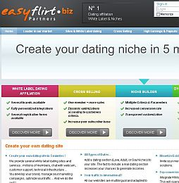 Easyflirt Partners Adult Affiliate Program