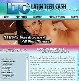 Latin Teen Cash Adult Affiliate Program