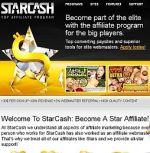 StarCash Adult Affiliate Program