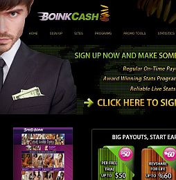 BoinkCash Adult Affiliate Program