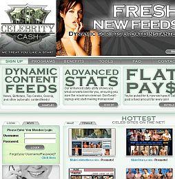 Celebrity Cash Adult Affiliate Program