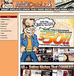 AdultDateLink Adult Affiliate Program