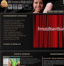 Bunnies4Money Adult Affiliate Program