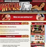 Brutal Bucks Adult Affiliate Program