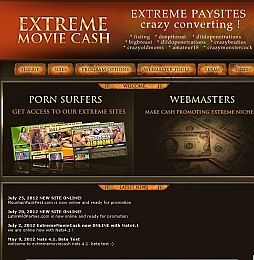 ExtremeMovieCash Adult Affiliate Program