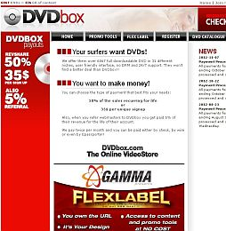 DVDbox Adult Affiliate Program