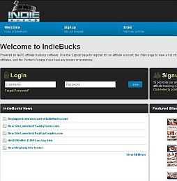 IndieBucks Adult Affiliate Program