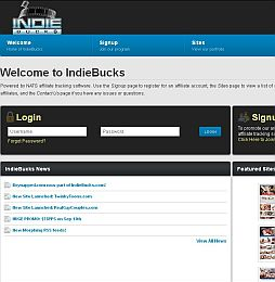 IndieBucks Adult Affiliate Program