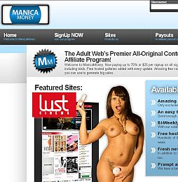 ManicaMoney Adult Affiliate Program