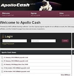 Apollo Cash Adult Affiliate Program