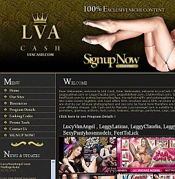 LVA Cash Adult Affiliate Program