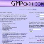 GMP Cash Adult Affiliate Program