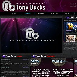 Tonybucks Adult Affiliate Program