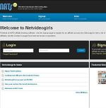 Netvideogirls Adult Affiliate Program