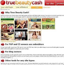 True Beauty Cash Adult Affiliate Program
