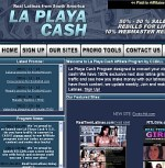 LA PLAYA CASH Adult Affiliate Program
