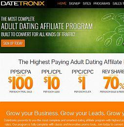 Datetronix Adult Affiliate Program