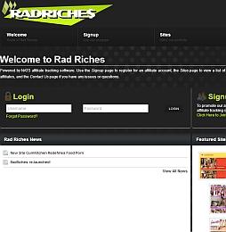 Rad Riches Adult Affiliate Program