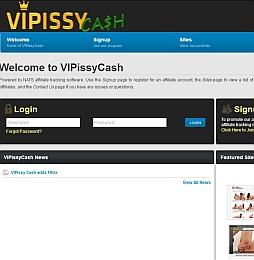 VIPissyCash Adult Affiliate Program