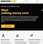 Effective Cash Adult Affiliate Program