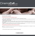 CinemaCult Adult Affiliate Program