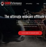CamsPerformance Adult Affiliate Program