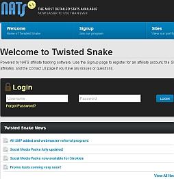 Twisted Snake Adult Affiliate Program
