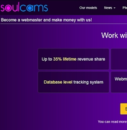 Soulcams Adult Affiliate Program